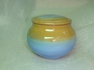 H502 手拉坯茶葉罐