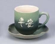 咖啡杯組  巧意杯咖啡杯盤  FC03  全滿約230cc