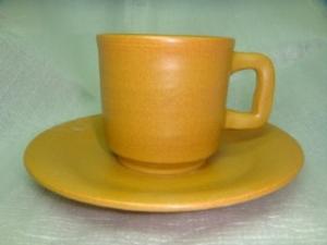 HAC201 棕色 手拉坏咖啡杯